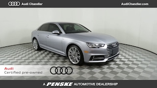 Pre-Owned 2018 Audi A4 2.0T Sedan AP04894 Chandler AZ