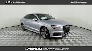 New 2018 Audi A3 2.0T Premium Plus Sedan in Chandler, AZ