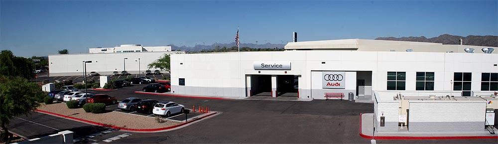Audi Auto Repair Service Center In Chandler AZ - Audi chandler