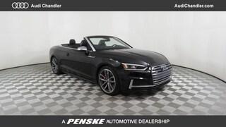 New 2018 Audi S5 3.0T Premium Plus Cabriolet in Chandler, AZ