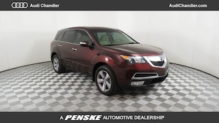 Pre-Owned 2013 Acura MDX 3.7L Technology Package SUV A007953A Chandler AZ