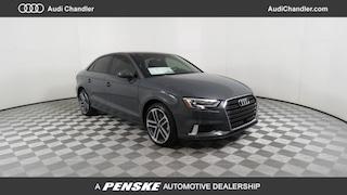 New 2018 Audi A3 2.0T Tech Premium Sedan in Chandler, AZ