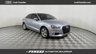 Used 2018 Audi A3 2.0T Sedan for Sale in Chandler, AZ