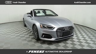 New 2018 Audi A5 2.0T Premium Plus Cabriolet in Chandler, AZ