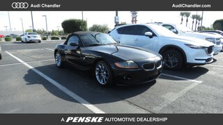 Pre-Owned 2004 BMW Z4 2.5i Convertible AT01984A Chandler AZ
