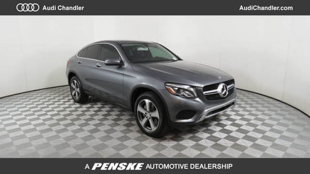 2017 Mercedes-Benz GLC 300 4MATIC SUV AT01942A
