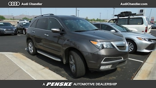 Pre-Owned 2012 Acura MDX with Technology Package SUV AT01932A Chandler AZ