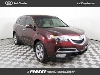 Used 2013 Acura MDX 3.7L Technology Package (A6) SUV for Sale in Chandler, AZ