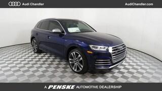 New 2018 Audi SQ5 3.0T Premium Plus SUV in Chandler, AZ