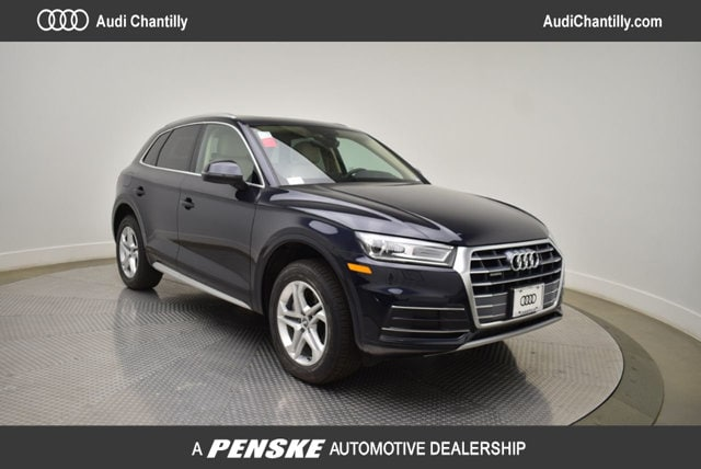 New 2019 Audi Q5 Premium SUV for Sale in Chantilly, VA