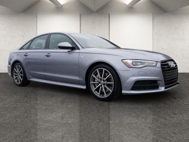 2017 Audi A6 2.0T Premium Plus Quattro Sedan
