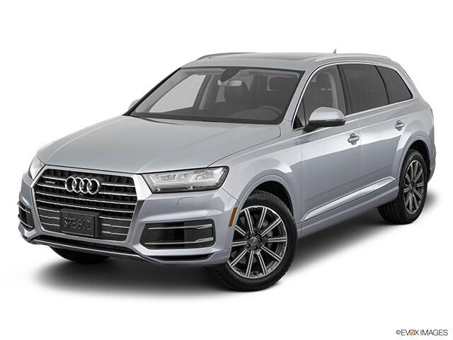 Used 2017 Audi Q7 3.0T Premium Plus Quattro SUV in Chattanooga