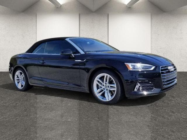 New 2019 Audi A5 2.0T Premium Plus Cabriolet in Chattanooga