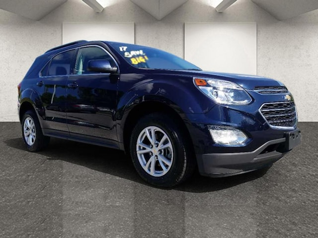 Used 2017 Chevrolet Equinox LT SUV in Chattanooga