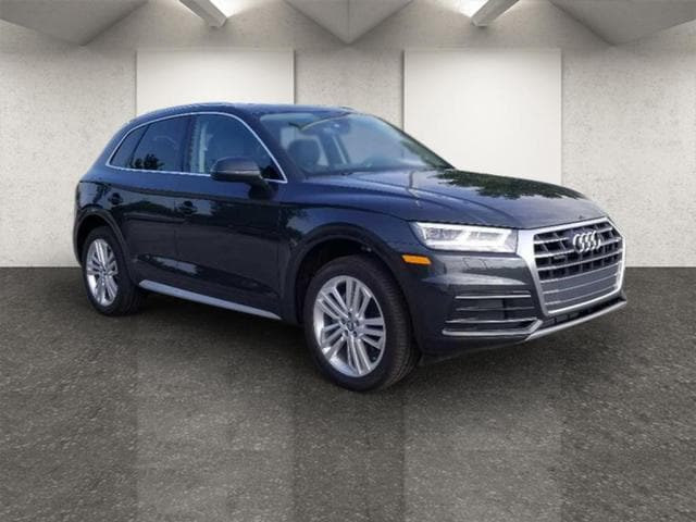 New 2018 Audi Q5 2.0T Tech Premium SUV in Chattanooga