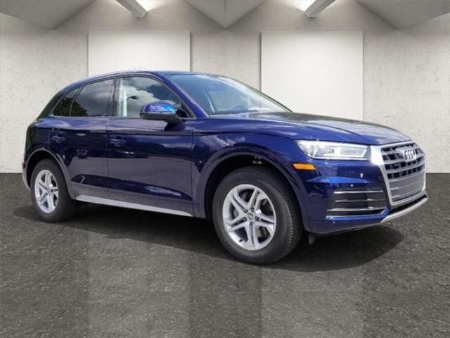 New 2018 Audi Q5 2.0T Tech Premium SUV in Chattanooga