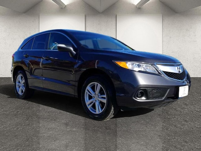 Used 2014 Acura RDX Base SUV in Chattanooga