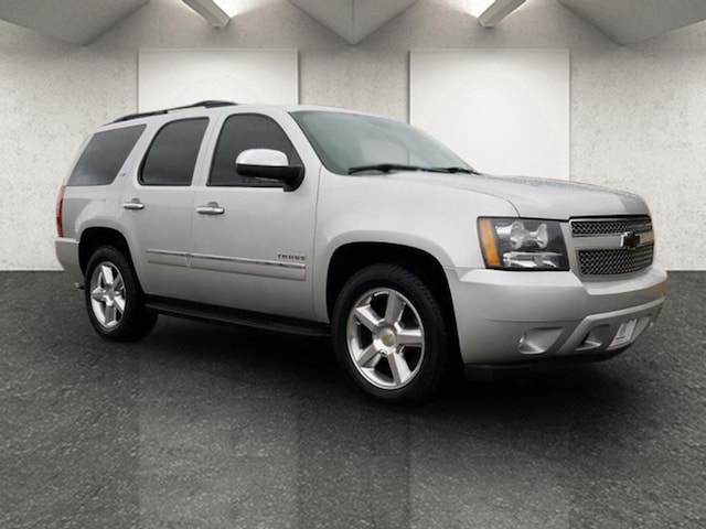 Used 2010 Chevrolet Tahoe LTZ SUV in Chattanooga