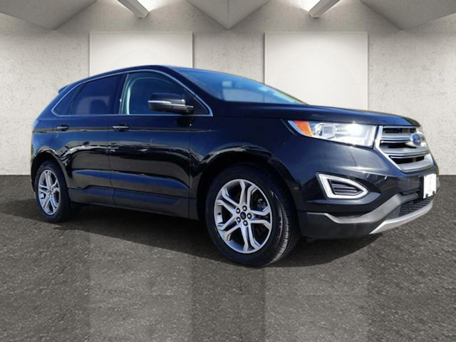 Used 2015 Ford Edge Titanium SUV in Chattanooga