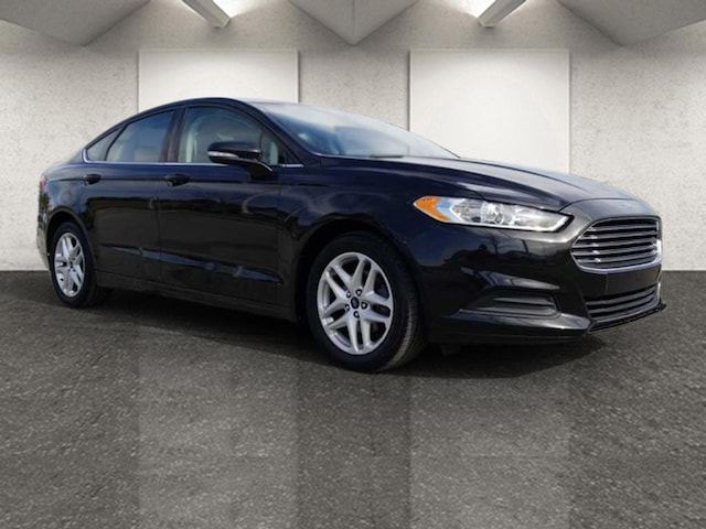 Used 2014 Ford Fusion SE Sedan in Chattanooga