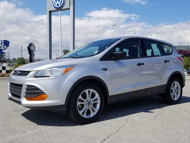 Used 2016 Ford Escape S SUV in Chattanooga