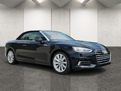 New 2018 Audi A5 2.0T Premium Plus Cabriolet WAUYNGF50JN005524 A005524 in Chattanooga