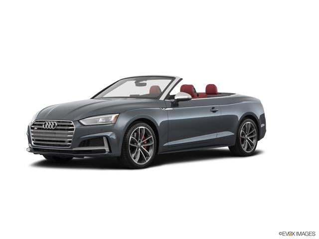 New 2019 Audi S5 3.0T Prestige Cabriolet in Chattanooga