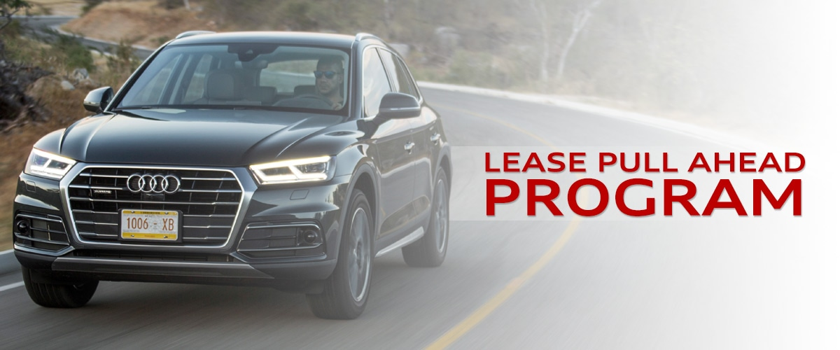 Audi Chattanooga Lease Pull Ahead Program