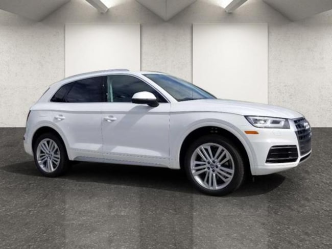 New 2018 Audi Q5 2.0T Tech Premium SUV for sale in Chattanooga, TN