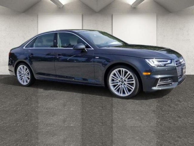 New 2018 Audi A4 2.0T Tech Premium Sedan For Sale/Lease Chattanooga, TN