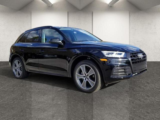 New 2019 Audi Q5 2.0T Premium Plus SUV in Chattanooga