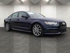 2018 Audi A6 2.0T Premium Plus Quattro Sedan