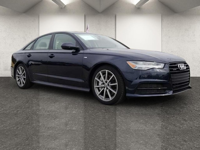 Used 2018 Audi A6 2.0T Premium Plus Quattro Sedan in Chattanooga