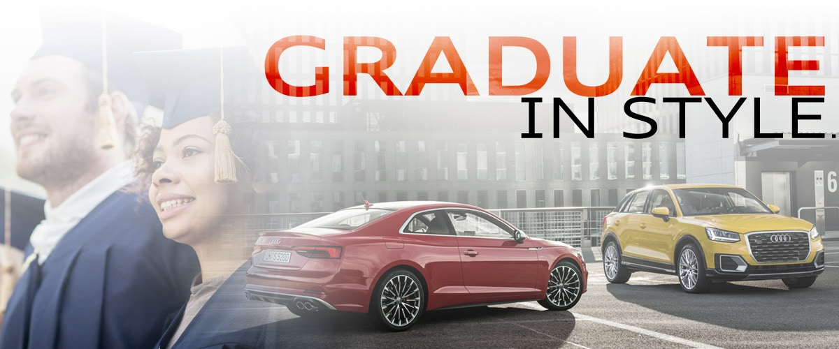 Audi Chattanooga College Grad Offer