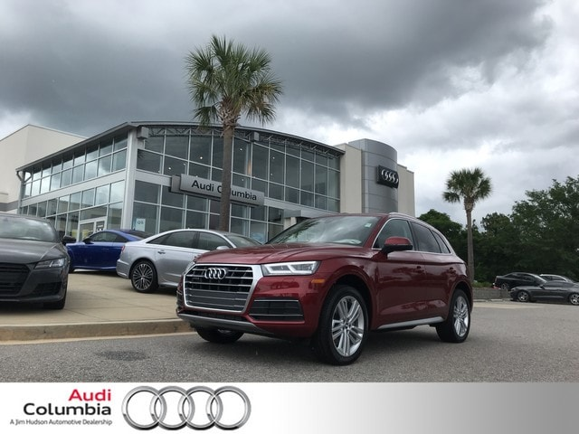 New 2018 Audi Q5 2.0T Premium Plus SUV Columbia, South Carolina