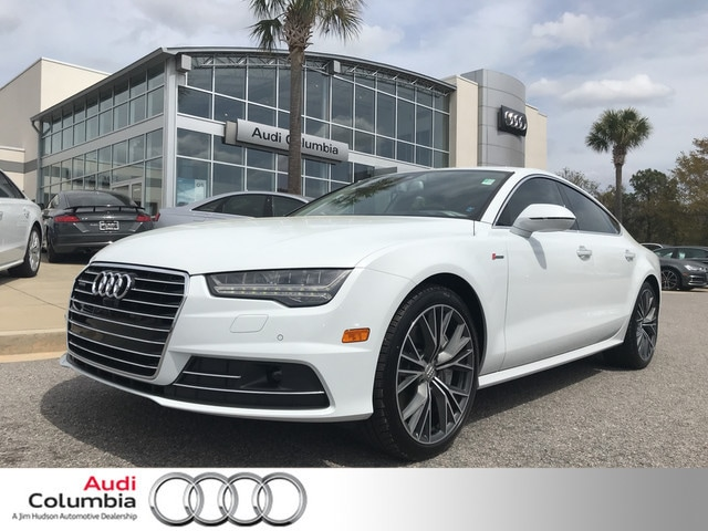 2018 Audi A7 3.0T Prestige Hatchback for Sale Columbia SC