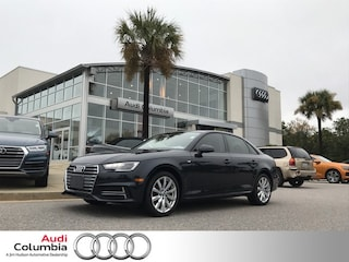New 2018 Audi A4 2.0T Tech ultra Premium Sedan in Columbia SC