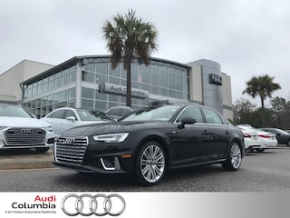 New 2019 Audi A4 2.0T Premium Plus Sedan in Columbia SC