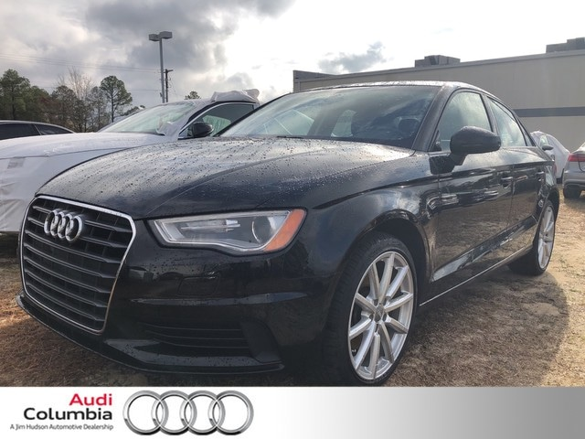 Used 2015 Audi A3 1.8T Premium (S tronic) Sedan in Columbia, SC