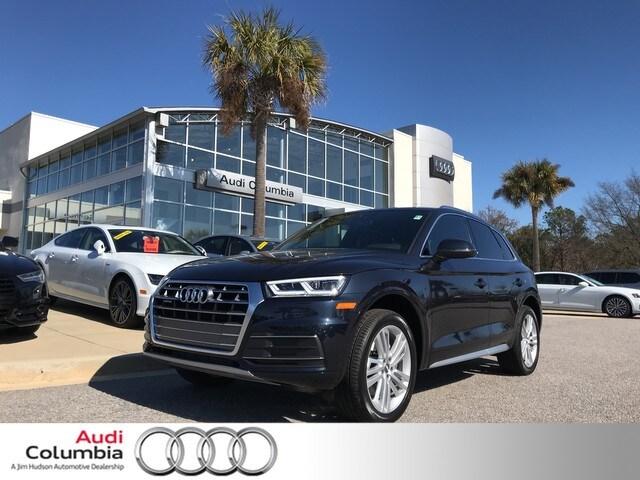 New 2019 Audi Q5 2.0T Premium Plus SUV Columbia, South Carolina