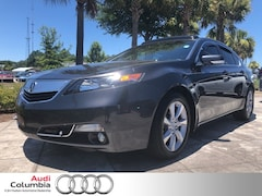 Used 2013 Acura TL TL with Technology Package Sedan in Columbia, SC