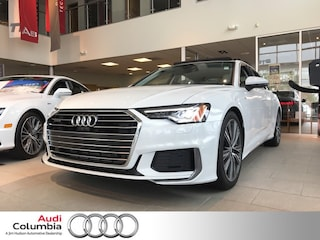 New 2019 Audi A6 3.0T Premium Plus Sedan in Columbia SC