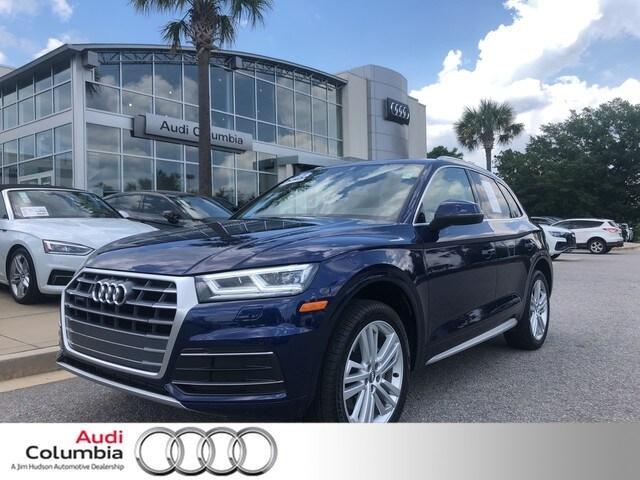 Used 2018 Audi Q5 2.0T Premium SUV in Columbia, SC