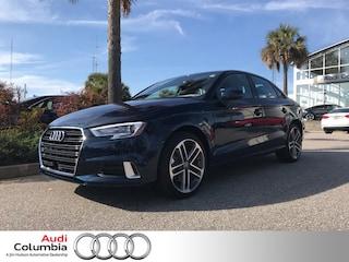 New 2018 Audi A3 2.0T Premium Sedan in Columbia SC