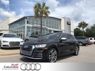 New 2018 Audi SQ5 3.0T Premium Plus SUV in Columbia SC