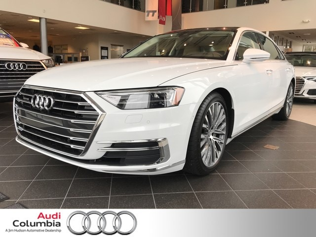 New 2019 Audi A8 L 3.0T Sedan Columbia, South Carolina
