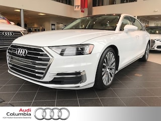 New 2019 Audi A8 L 3.0T Sedan in Columbia SC