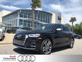 New 2018 Audi SQ5 3.0T Prestige SUV in Columbia SC