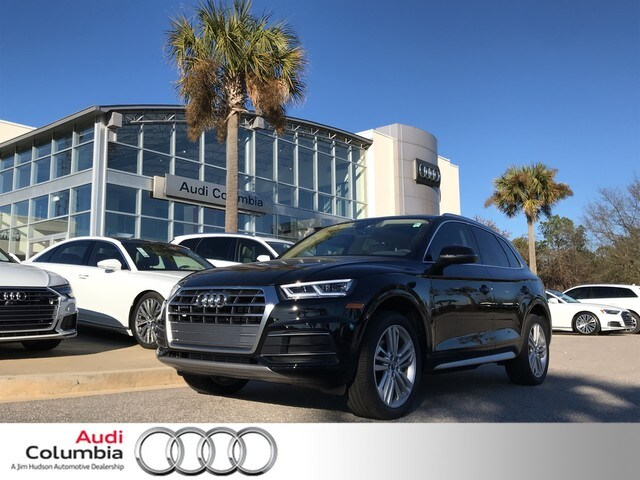 New 2018 Audi Q5 2.0T Tech Premium SUV Columbia, South Carolina