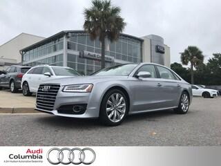 New 2018 Audi A8 L 3.0T Sedan in Columbia SC